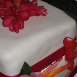 Wedding Cake for Tamarah and Brian