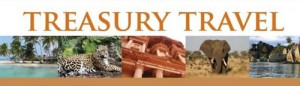 Treasury Travel Logo