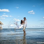 Belize Weddings Romance on the beach