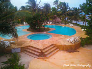 Portofino Belize Swimming Pool